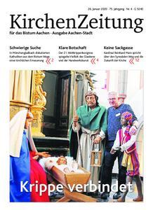 KirchenZeitung für das Bistum Aachen – 26. Januar 2020