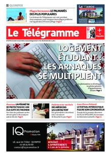 Le Télégramme Quimper – 14 août 2021