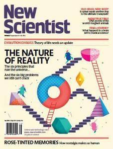 New Scientist - September 24, 2016