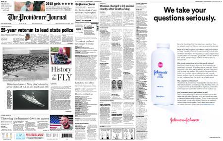 The Providence Journal – December 28, 2018 / AvaxHome
