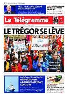 Le Télégramme Guingamp – 05 juillet 2020