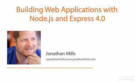 Building Web Applications with Node.js and Express 4.0 [repost]
