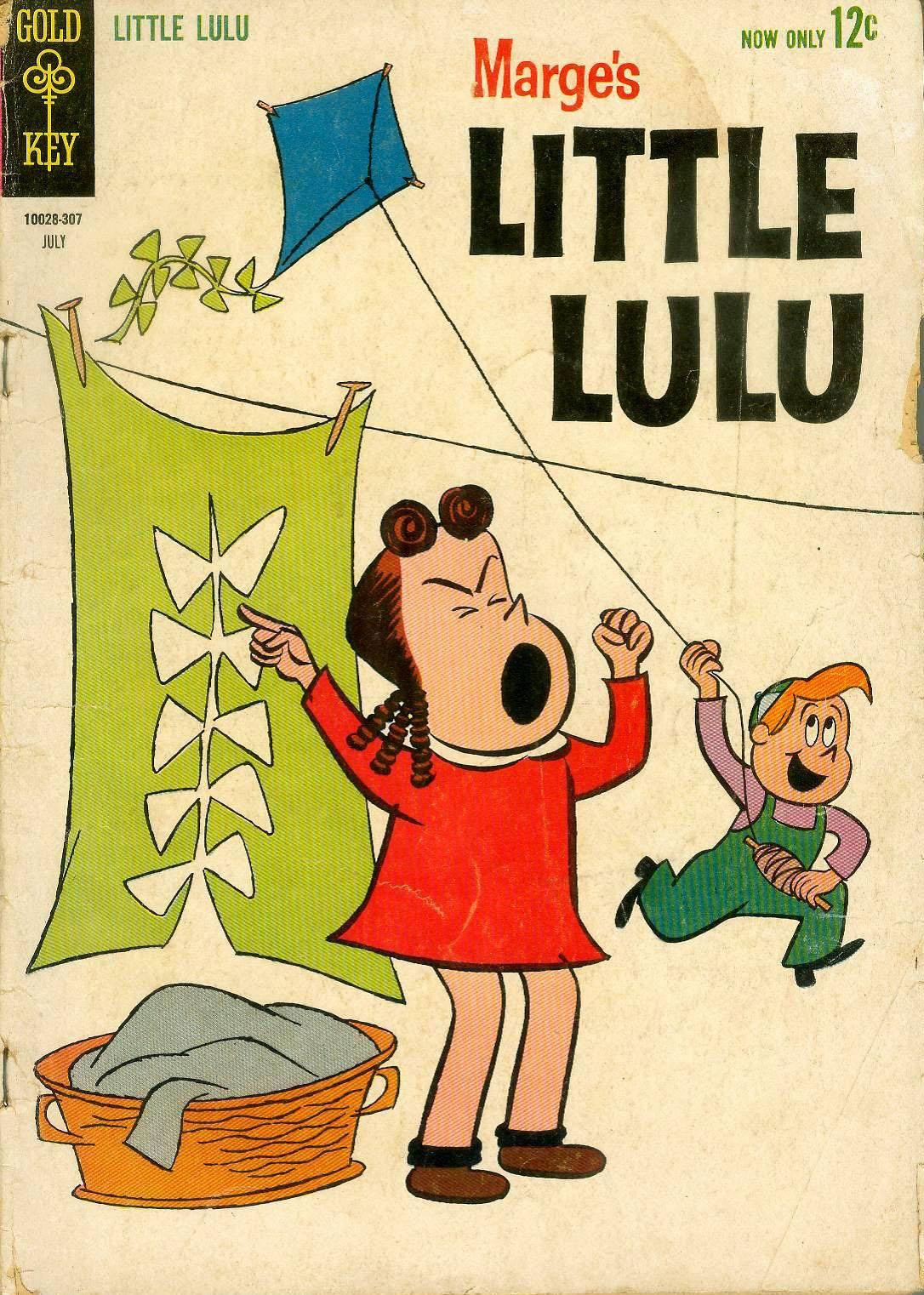 Little Lulu 1963-07 168
