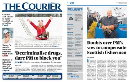 The Courier Angus & The Mearns – January 15, 2021