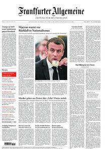 Frankfurter Allgemeine Zeitung F.A.Z. - 18. April 2018