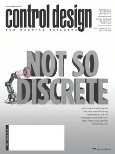 Control Design - September 2019