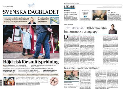 Svenska Dagbladet – 11 mars 2020
