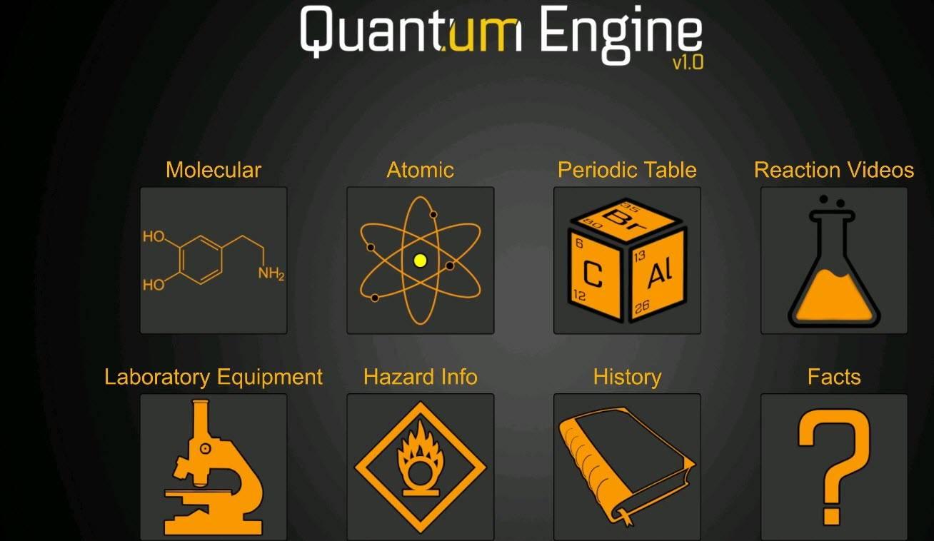Quantum Engine v1.0
