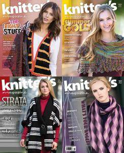 Knitter's Magazine - 2016 Full Year Issues Collection