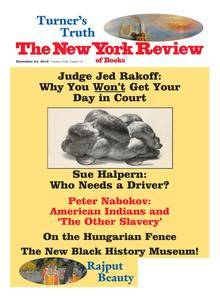 The New York Review of Books - November 24, 2016