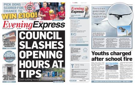 Evening Express – August 14, 2019