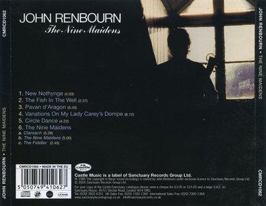 John Renbourn - The Nine Maidens (1985) {2005, Reissue} Re-Up