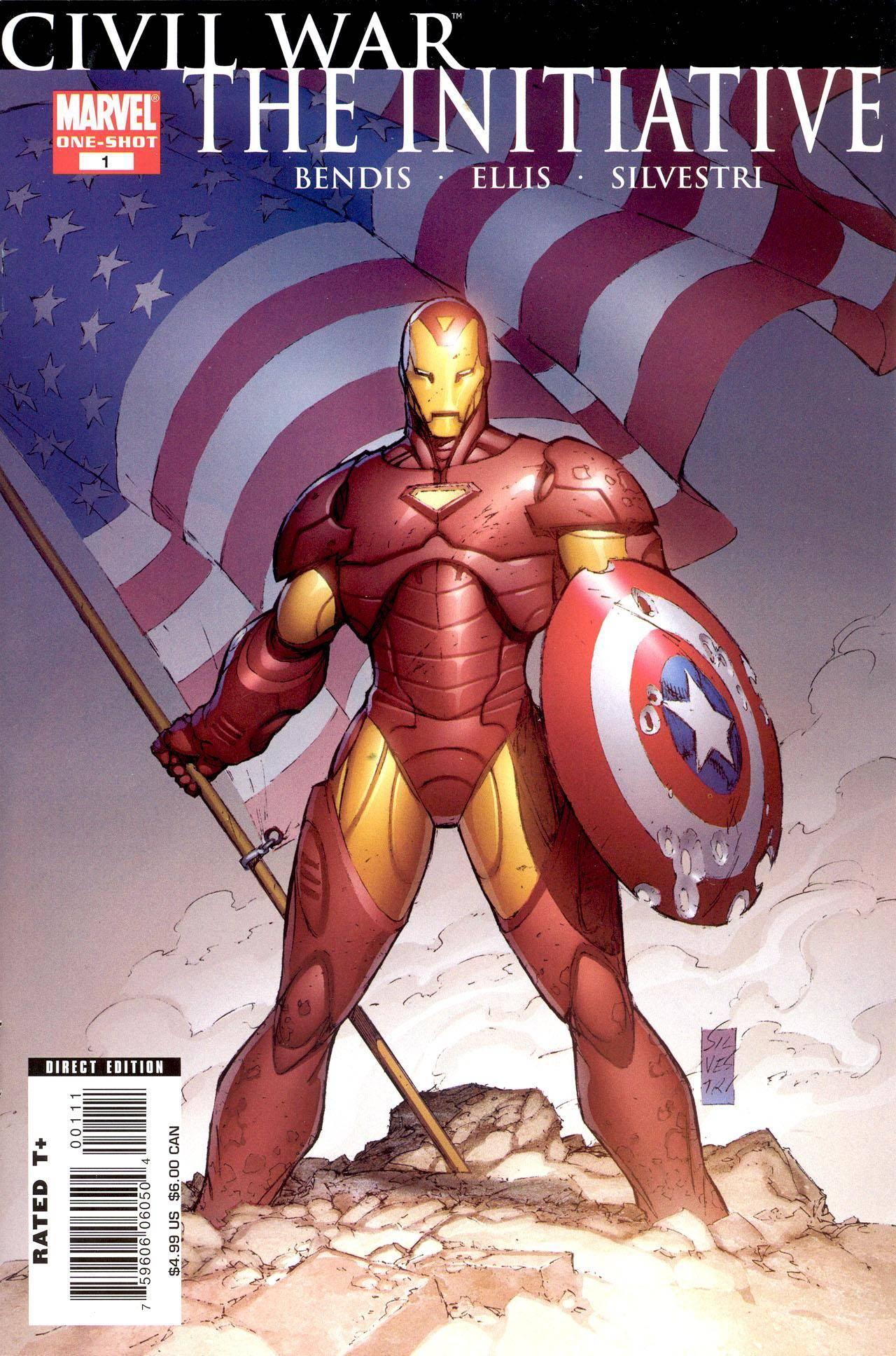 Civil War - The Initiative