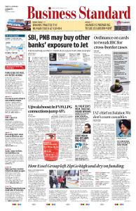 Business Standard - March 5, 2019