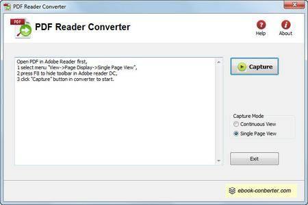 Ebook-Converters PDF Reader Converter 2.16.725.369 Portable