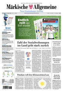 Neue Oranienburger Zeitung - 15. August 2019