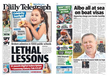 The Daily Telegraph (Sydney) – September 05, 2019