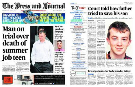 The Press and Journal Moray – May 31, 2018