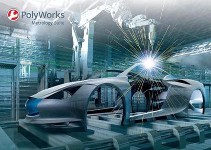 InnovMetric PolyWorks Metrology Suite 2019 IR3