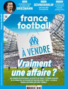 France Football - 7 Juillet 2020