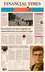 Financial Times Asia - May 11, 2021