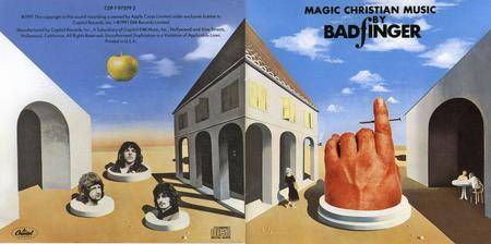 Badfinger - Magic Christian Music (1970)