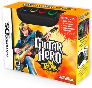 Guitar Hero On Tour (FIX) Nintendo DS