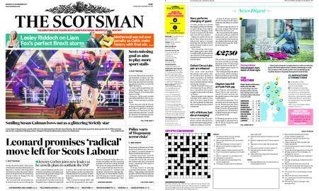 The Scotsman – November 27, 2017