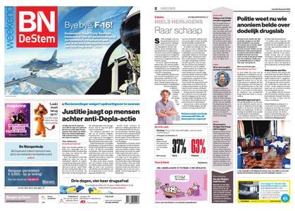 BN DeStem - Bergen op Zoom – 25 januari 2020