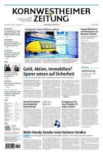 Kornwestheimer Zeitung - 22. März 2018