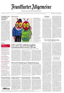 Frankfurter Allgemeine Zeitung F.A.Z. - 25. Juni 2019