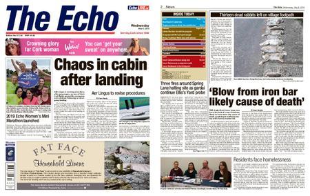 Evening Echo – May 08, 2019