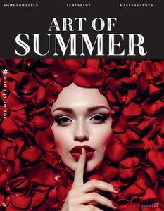 Art Of Summer - Issue 7 2019