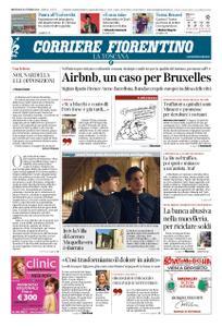 Corriere Fiorentino La Toscana – 24 ottobre 2018