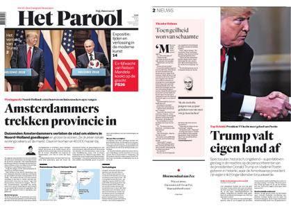 Het Parool – 17 juli 2018