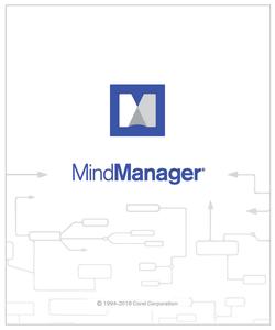 Mindjet MindManager 2017 17.2.208.0 Multilingual