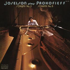 Tedd Joselson - Prokofiev: Piano Sonata No. 8 in B-Flat Major, Op. 84 & Piano Sonata No. 2 in D Minor, Op. 14 (Remastered) (201
