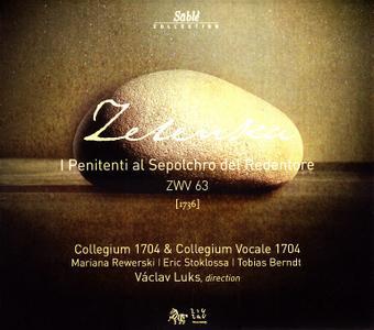 Václav Luks, Collegium 1704 - Zelenka: I Penitenti al Sepolchro del Redentore ZWV 63 (2009)