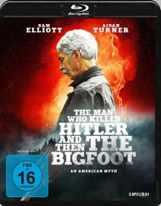 The Man Who Killed Hitler and Then The Bigfoot (2018) [4K, Ultra HD]
