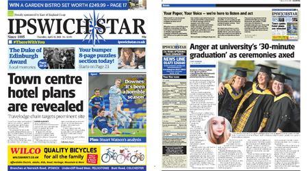 Ipswich Star – April 15, 2021