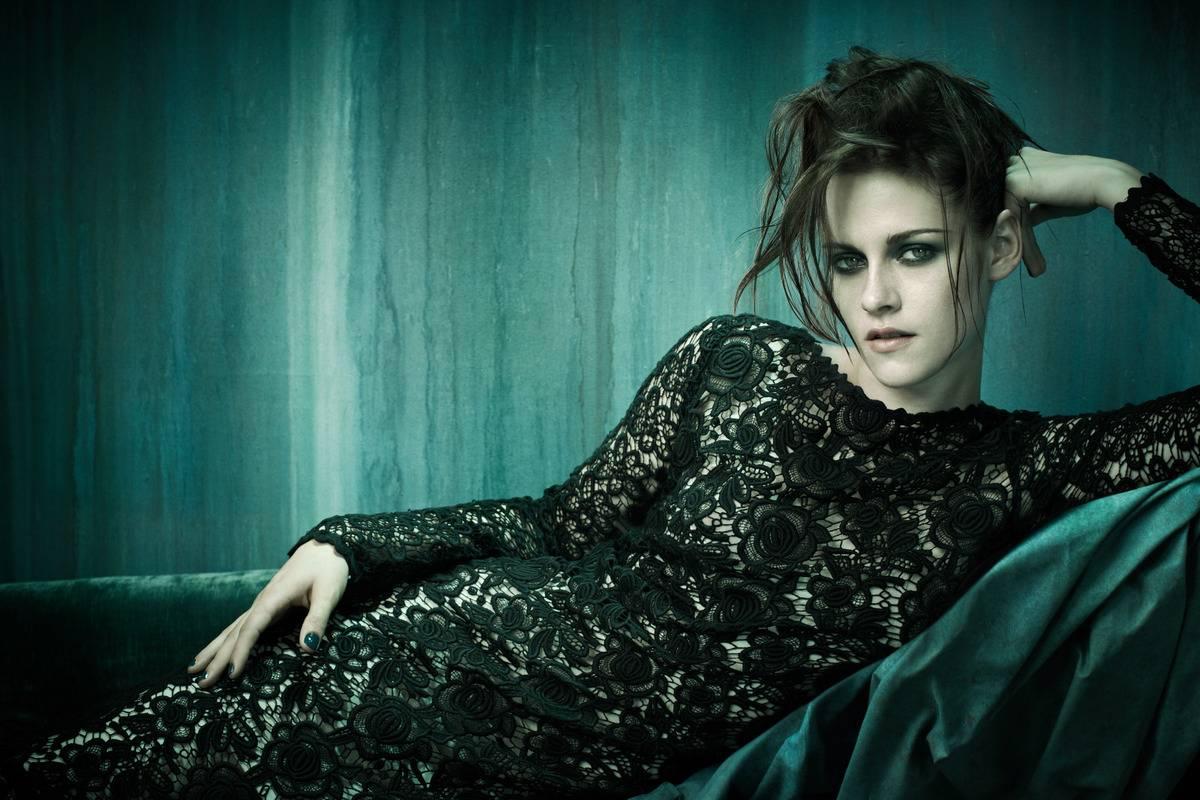 Kristen Stewart by Michelangelo di Battista for Vogue Italia November 2011