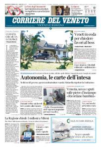 Corriere del Veneto Vicenza e Bassano – 13 febbraio 2019