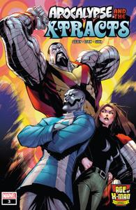 Age of X Man Apocalypse and the X Tracts 003 2019 Digital Zone Empire
