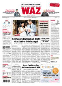 WAZ Westdeutsche Allgemeine Zeitung Oberhausen-Sterkrade - 09. Mai 2019