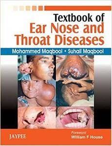 Textbook of Ear, Nose and Throat Diseases, 11th Edition