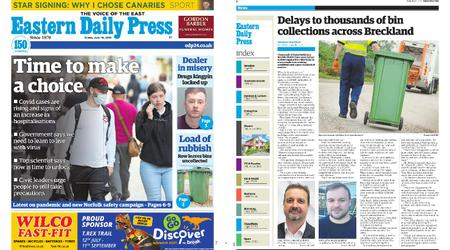 Eastern Daily Press – July 16, 2021