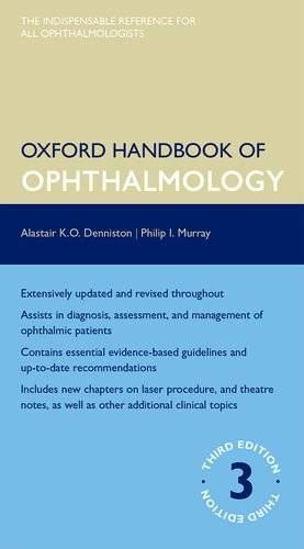 Oxford Handbook of Ophthalmology (Repost)