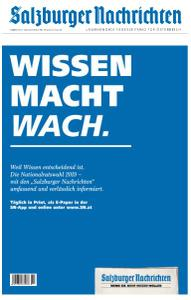Salzburger Nachrichten - 17 August 2019