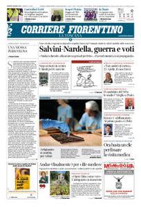 Corriere Fiorentino La Toscana – 18 aprile 2019