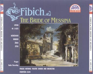 Zdenek Fibich - The Bride of Messina (1993)